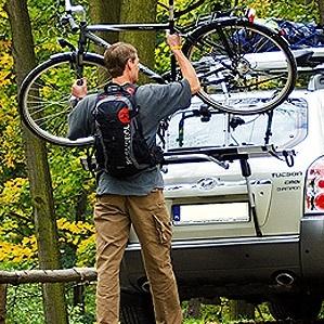 Tagaluugile paigaldatavad jalgrattahoidikud