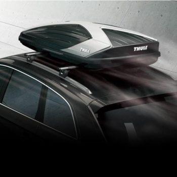 Integreeritud katusereelinguga autodele