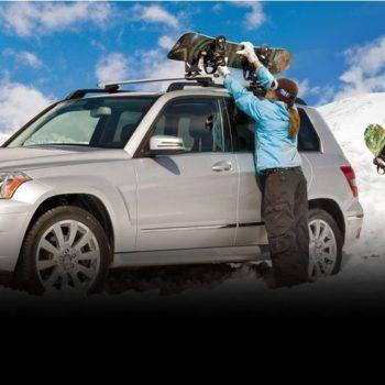 Katusereelinguga autodele